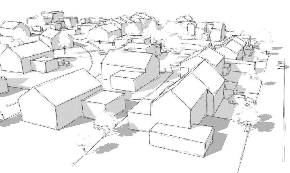 Projet urbain – Formes urbaines et typologies bâties