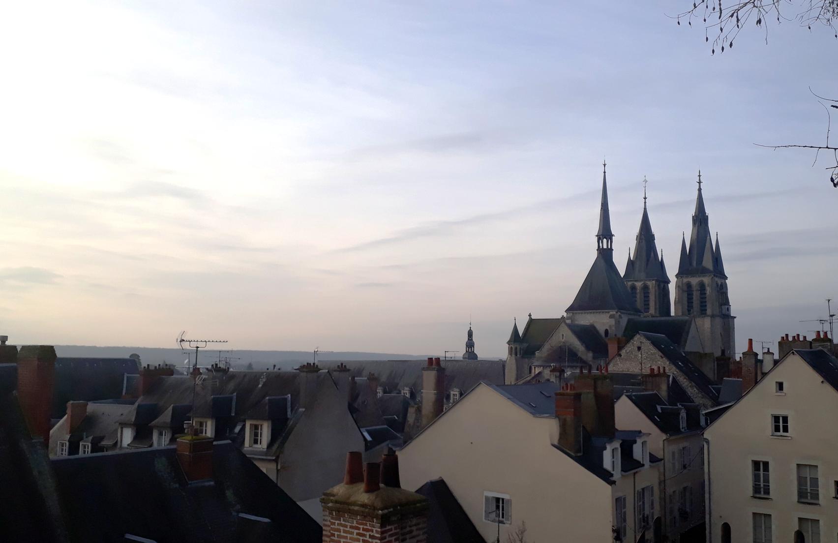 PLUi d'Agglopolys<br/>Ville de Blois